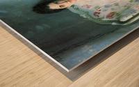 Lady Agnew by John Singer Sargent Wood print