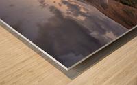 Furious Ocean Wood print