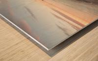 Le Buttereau Wood print