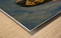 Sarada devi  Wood print