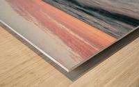 Rolling in Wood print