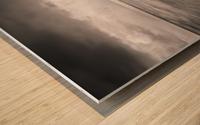 Kinarama Wood print