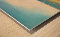 Morning Sail Wood print