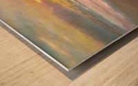 Pastel Morning Light  Wood print