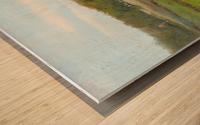 Swimming Hole Wood print