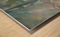 Oceans Gate Wood print