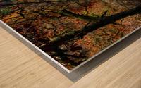 Viaduct River Gary Impression sur bois