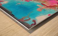 Abstract 43 Wood print