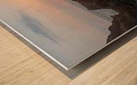 Tide Rolling Wood print