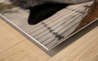 Kaya Wood print