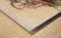 Shop at Botanical Gardens Copenhagen Wood print