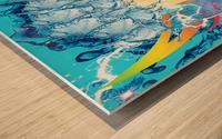 Breakout Wood print