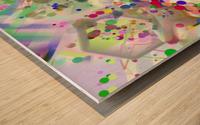 New Popular Beautiful Patterns Cool Design Best Abstract Art (6) Wood print