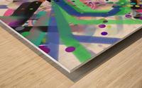 New Popular Beautiful Patterns Cool Design Best Abstract Art_1557269361.88 Wood print