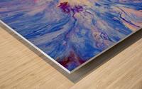 Inner Light Wood print