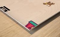 Dog (7) Wood print