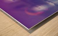 Heaven&Hell Wood print