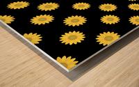 Sunflower (6)_1559876457.017 Wood print