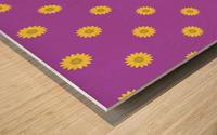 Sunflower (34)_1559876732.17 Wood print