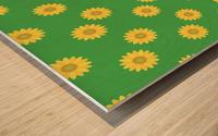 Sunflower (38)_1559876736.7714 Wood print