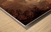 Le jugement de Paris Wood print