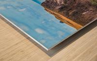 Praia Do Amor, Pipa   Brazil Wood print