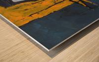 11 Wood print