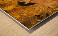 Passion  Wood print