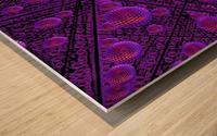 spheres combs structure regulation Wood print