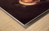 Affricans in America Wood print