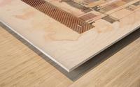 artprint_NEOCLASIC_16x8 Wood print