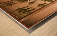 Abacus Impression sur bois