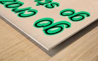 go crazy go stupid (5)_1563315026.8225 Wood print