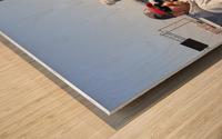 Tailgating At Gillette Stadium Foxborough Massachusetts Wood print