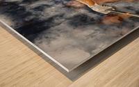 AARON JUDGE Water Color Print - New York Yankees print Wood print