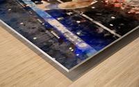 ALEX BREGMAN Water Color Print - Houston Astros print  Wood print