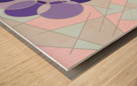 grape Wood print