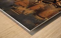 The Sabine Women Wood print
