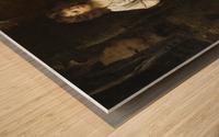 Richard Heber Wood print