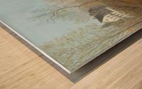 Botsford Underpass - Newtown Scenes  18X24 Wood print