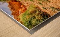 Grotte Sahara Wood print