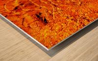 Australia Rocks - Abstract 31 Wood print