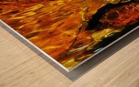 Australia Rocks - Abstract 36 Wood print