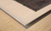 Profiling_1 Wood print