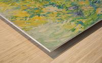 Fascinating Nature Wood print