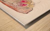 FAA Kreol_Nippon_03 Wood print