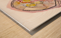 FAA Kreol_Nippon_10 Wood print