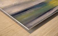 A New Way Wood print