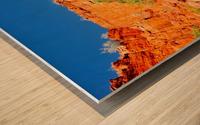 Ormiston Gorge Landscape Wood print