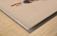 amazing grace3 Wood print